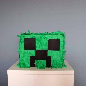 Piniata Minecraft Creeper