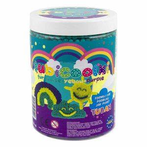 Tubicoolki 1 litr 3 kolory tęczy